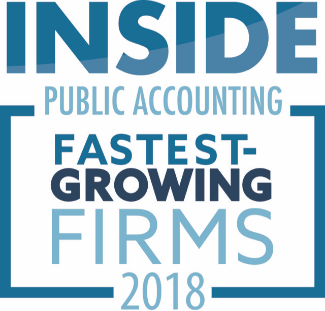Inside Public Accounting - Fastest-Growing Firms 2018