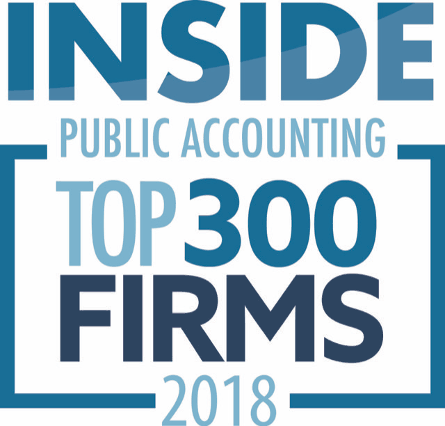 Inside Public Accounting - Top 300 Firms 2018