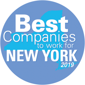 Best Companies to work for New York 2019