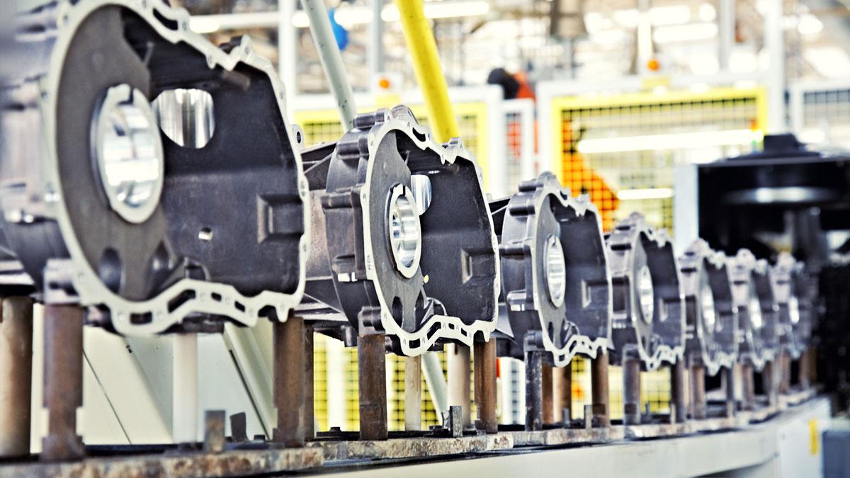 Manufacturing Car Parts
