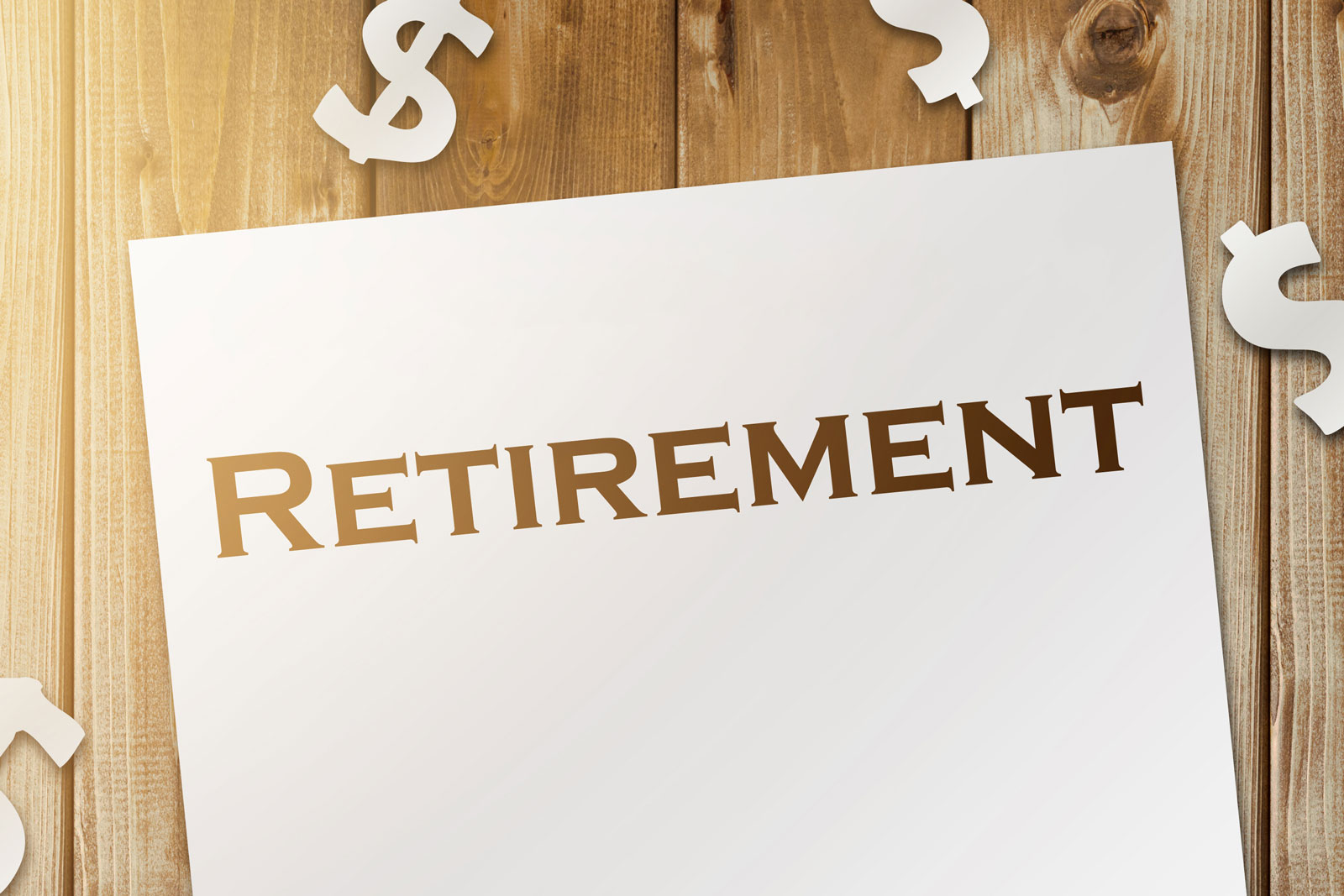 Retirement Incentives