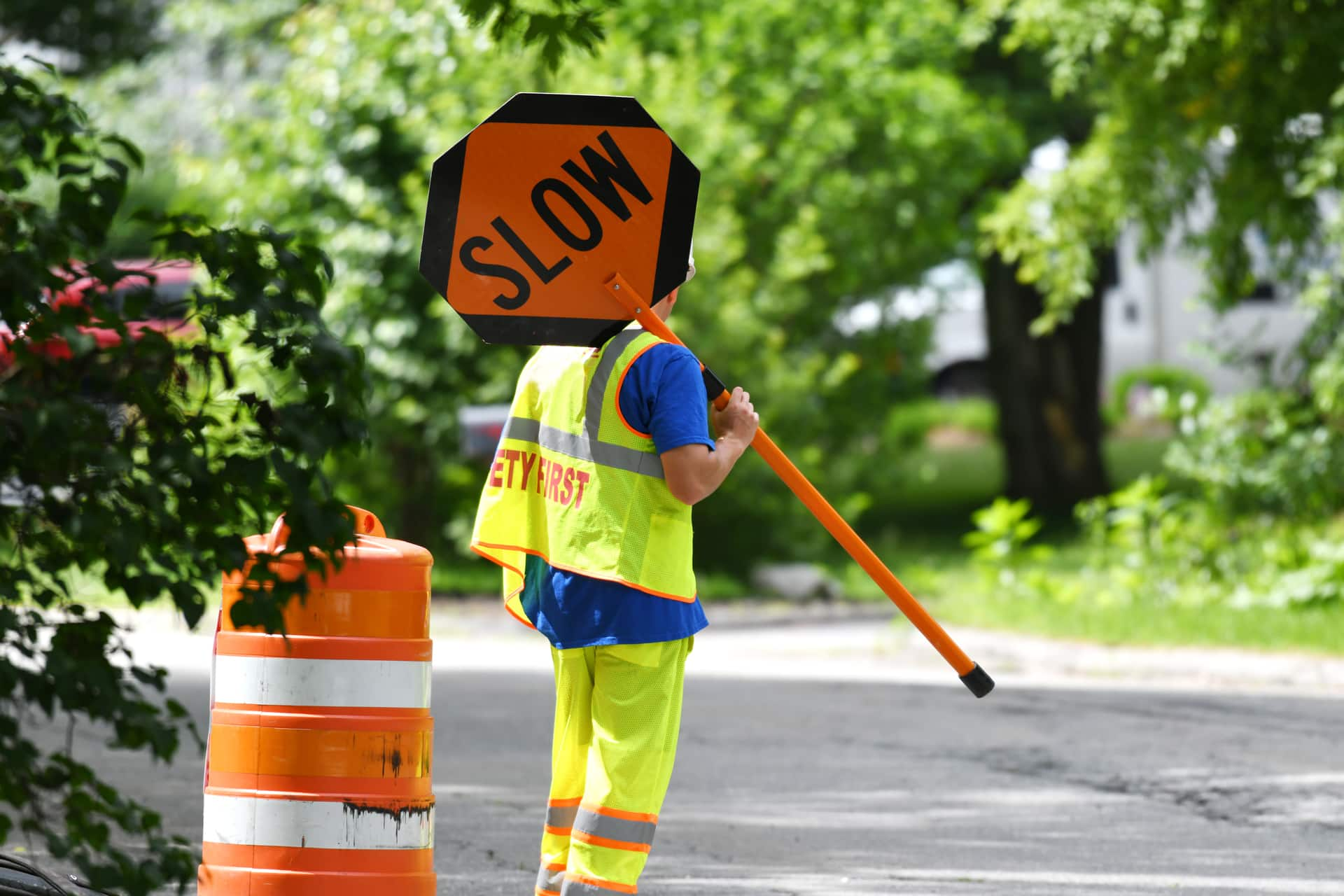 Signs of Construction Jobs Slowing Down