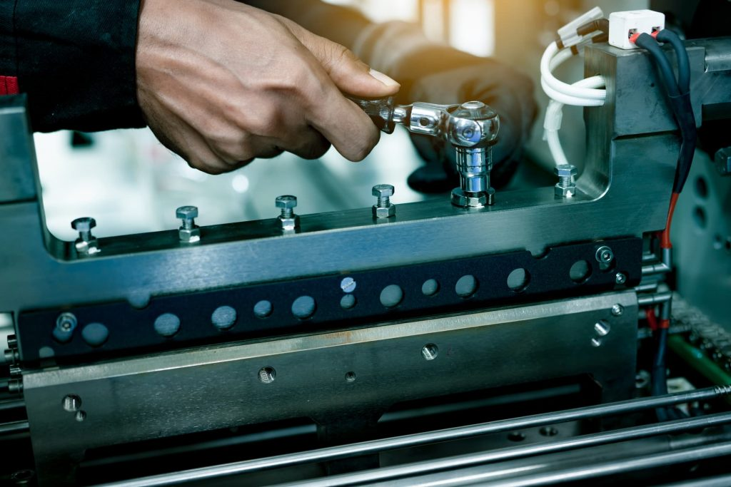 Fixing Manufacturing Equipment
