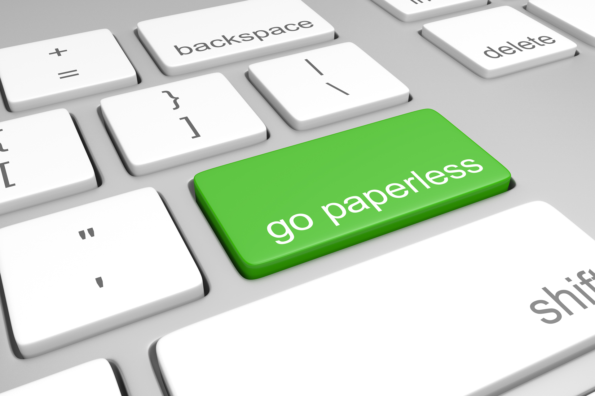 The pros of going paperless in the Pandemic