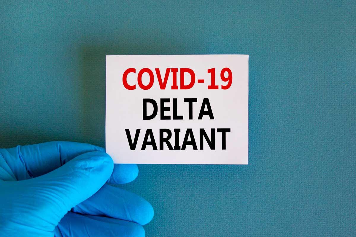 Construction Confusion Surrounding Delta Variant